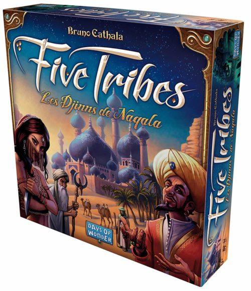 five tribes - boite