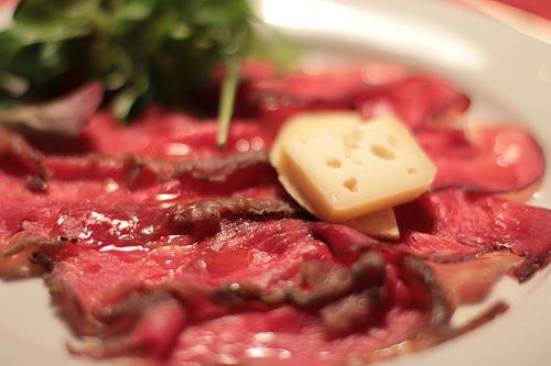 Carne salada,Michela Simoncini拍摄