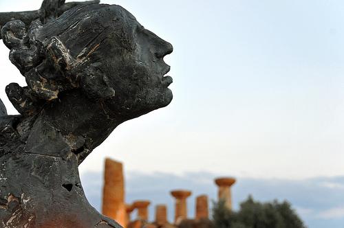 阿格里真托(Agrigento)的Valle deiTempli,Dennis Jarvis拍摄