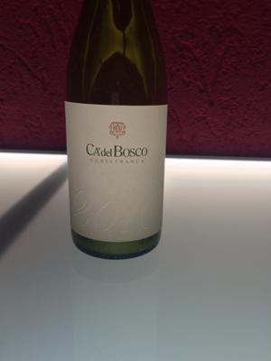 Ca' del Bosco Curtafranca (Chardonnay和 Pinot Bianco)