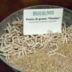 用timilia小麦制作的busiate意大利面