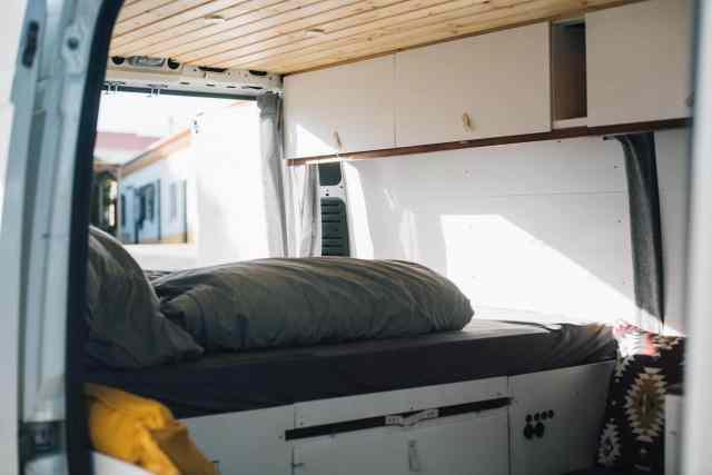 Camper Bett für 2 Personen