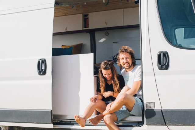 Kathi und Andi von Mein camperausbau Citroen Jumper L2H2