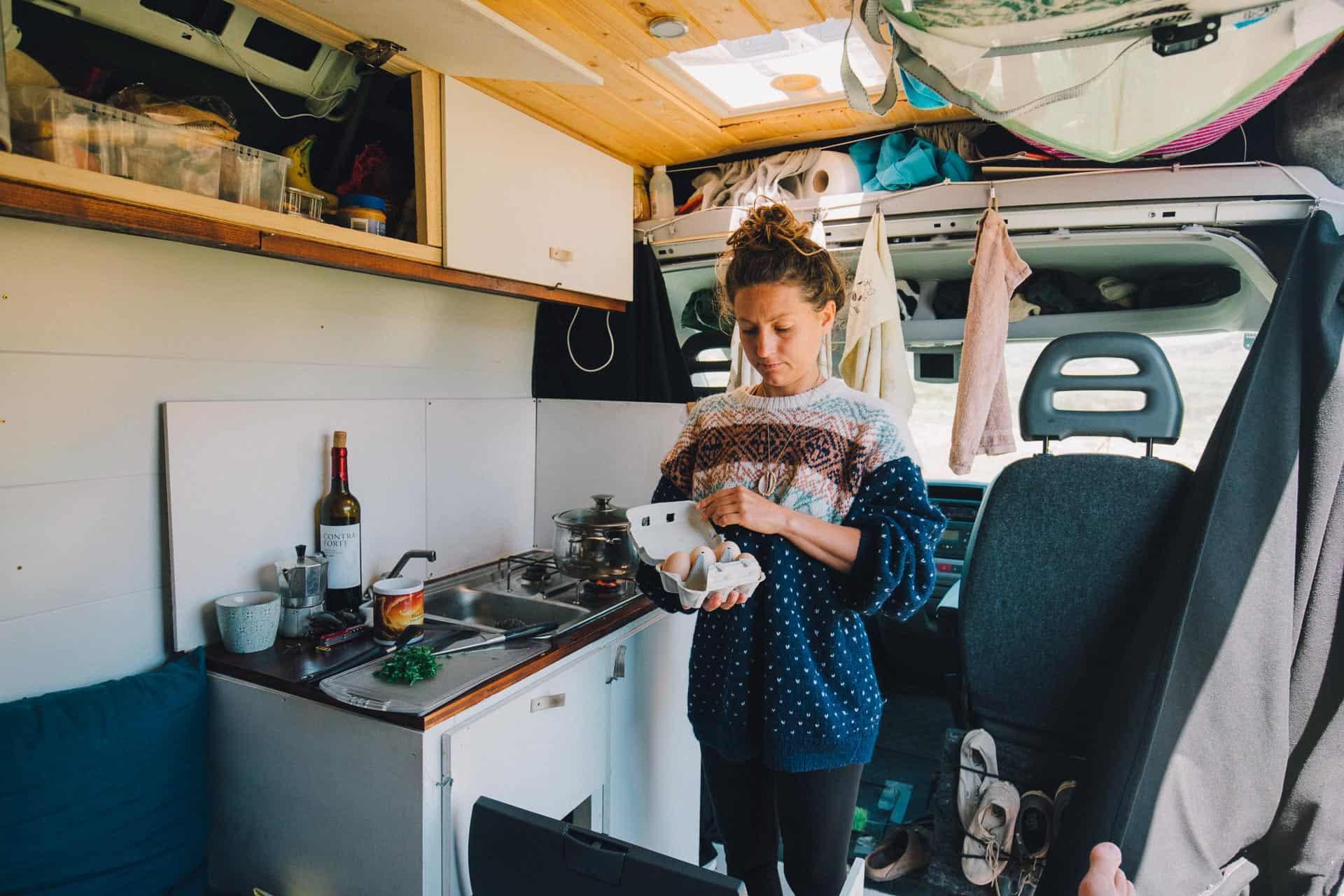 DIY Bauanleitung: Indoor Camper Küche - Mein CamperAusbau