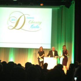 Diabetes Charity Gala 2013