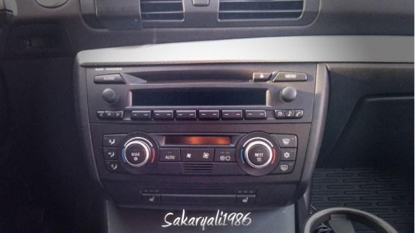 BMW Professional Radio