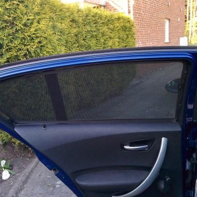 BMW Sonnenschutz für Seitenfenster passend für BMW E87 Modelle