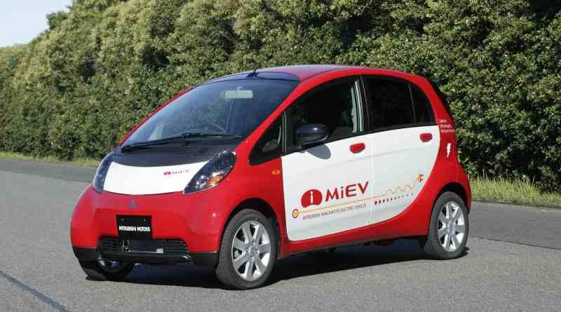 Mit dem i-MiEV eine kostenlose Probefahrt unternehmen ist jetzt möglich. Elektroauto elektromobil imiev- Norwegen zukunft Mitsubishi carsharing