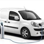 Operation espionage Renault. What will be the case with the operation espionage of the electric cars at Renault well? The battery of the Renault Kangoo Fluence ZE is leased. Source: Renault