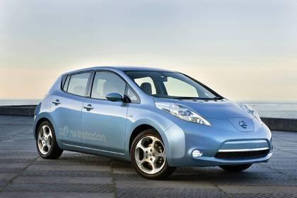 Elektroauto Nissan Leaf. Foto: Nissan