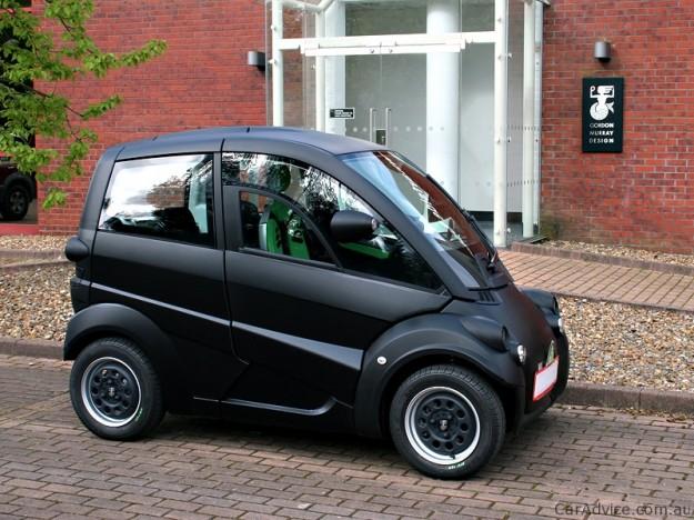 Bmw Of Murray >> Dies ist das günstige Elektroauto Murray T.27 EV - Mein Elektroauto