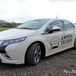 Elektroauto Opel Ampera.