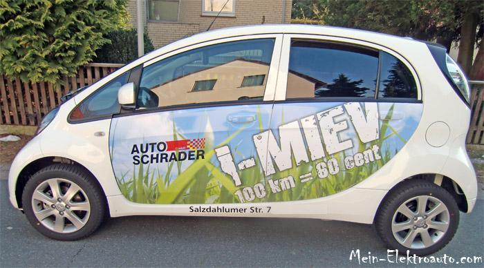 Elektroauto Mitsubishi i-MiEV