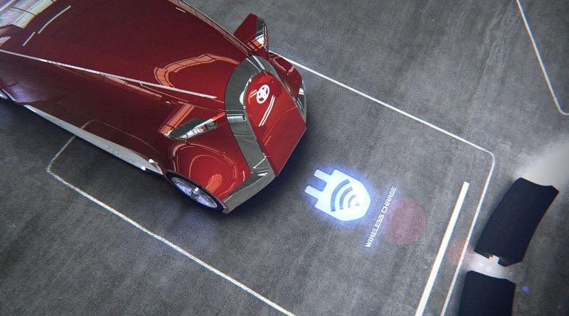 Das Elektroauto Toyota Fun Vii kann sein Äußeres ändern. Bildquelle: Toyota