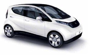Das Elektroauto Bluecar von Bollore kostet nur 12.000 Euro, dazu kommt noch die monatliche Batteriemiete in Höhe von 80 Euro. Bildquelle: Bollore