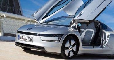 Plug-In Hybridauto XL1 von Volkswagen. Bildquelle: Volkswagen AG