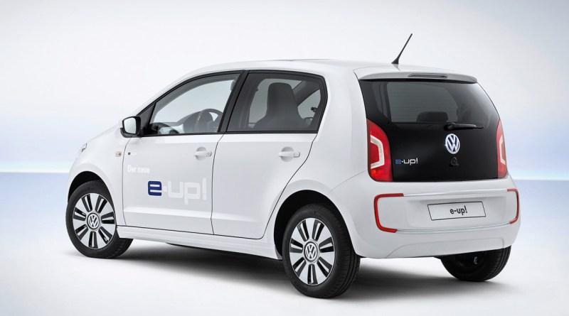Das Elektroauto VW e-up! Bildquelle: VW AG