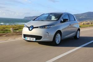 Das Elektroauto Renault Zoe. Bildquelle: Renault