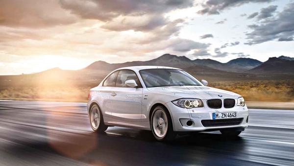 Das Elektroauto BMW ActiveE. Bildquelle: BMW
