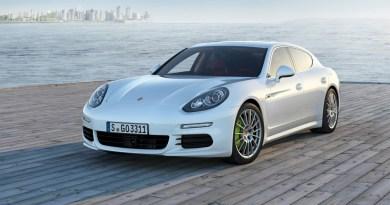 Das Plug-In Hybridauto Porsche Panamera S E-Hybrid. Bildquelle: Porsche