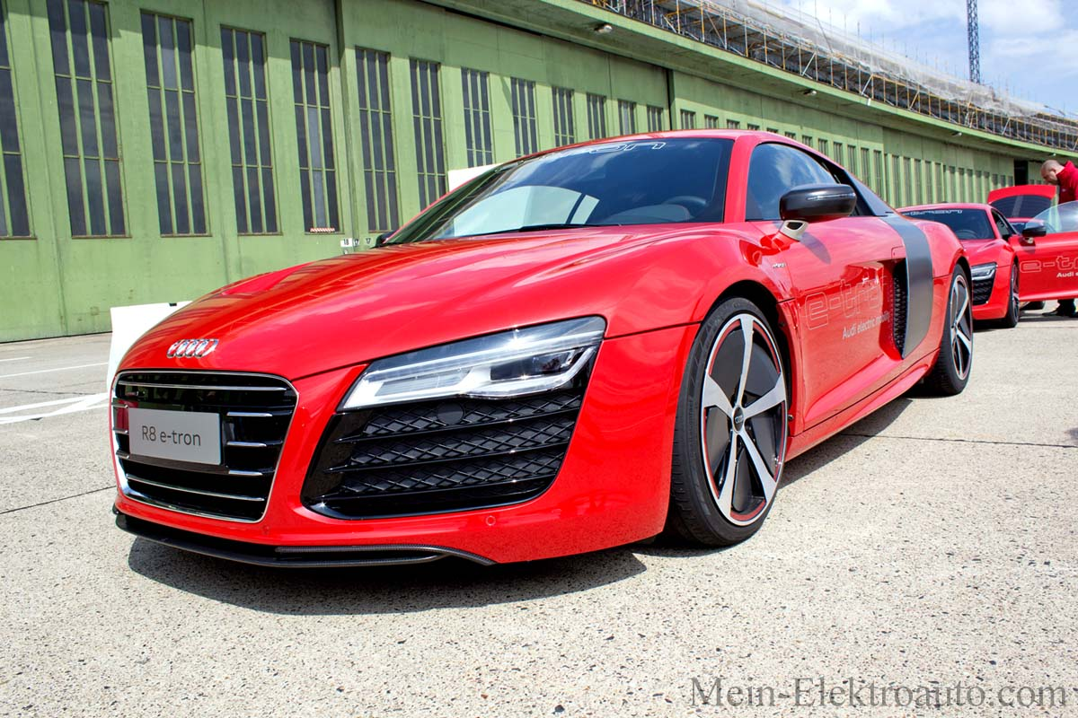 elektroauto audi r8 e tron mein elektroauto. Black Bedroom Furniture Sets. Home Design Ideas