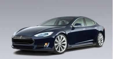 Elektroauto Tesla Model S. Bildquelle: Tesla Motors