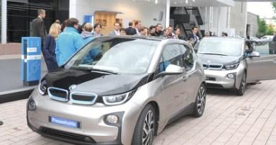 Der BMW i3 bringt missionsfreie Mobilität und BMW typische Fahrfreude. Foto: Auto-Reporter.NET
