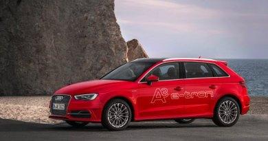 Das Elektroauto Elektroauto Audi A3 Sportback e-tron. Bildquelle: Audi