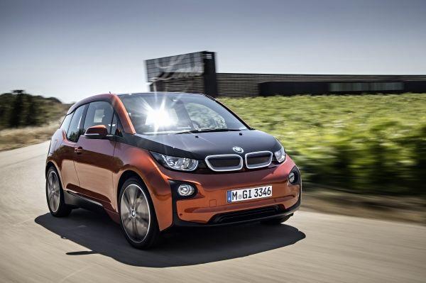 Symbolbild. Elektroauto BMW i3. Bildquelle: BMW Group