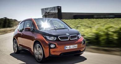 Elektroauto BMW i3. Bildquelle: BMW Group