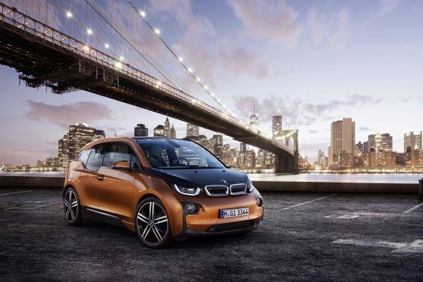 Elektroauto BMW i3. Bildquelle: BMW