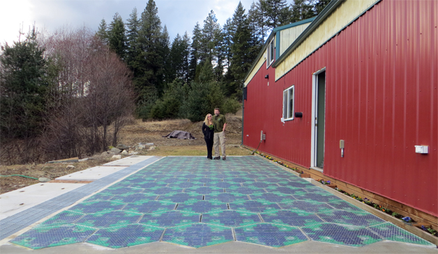 Bildquelle: Solar Roadways
