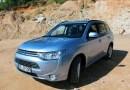 Das Plug-In Hybridauto Mitsubishi Outlander PHEV wird günstiger