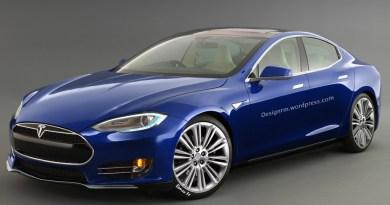 Das Elektroauto Tesla Model 3 (Model III). Bildquelle: http://designrm.wordpress.com/