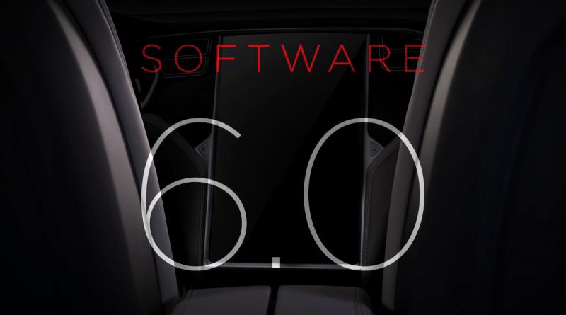 Das Softwareupdate auf Version 6.0 bringt zahlreiche neue Funktionen für das Elektroauto Tesla Model S. Bildquelle: Teslamotors.com