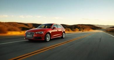 Das Plug-In Hybridauto Audi A3 Sportback e-tron. Bildquelle: Audi AG