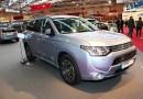 Das Plug-In Hybridauto Mitsubishi Outlander kann nun auch bei Hertz gemietet werden