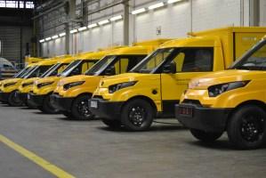 DHL will Elektroauto-Hersteller StreetScooter GmbH kaufen. Bildquelle: StreetScooter.eu