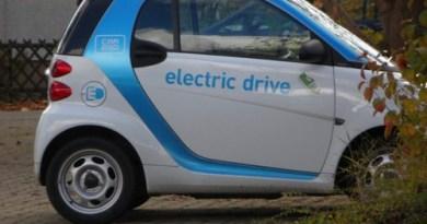 Elektroauto smart fortwo ED © Efraimstochter (CC0-Lizenz)/ pixabay.com
