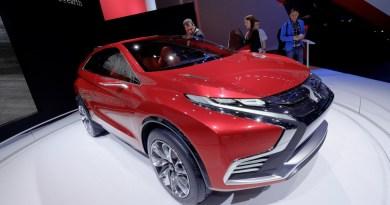 Plug-In Hybridauto Mitsubishi Concept XR PHEV II. Bildquelle: Auto-Medienportal.Net/Manfred Zimmermann