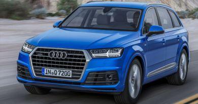 Symbolbild. Den Audi Q7 wird es bald auch als Plug-In Hybridauto geben. Bildquelle: Audi
