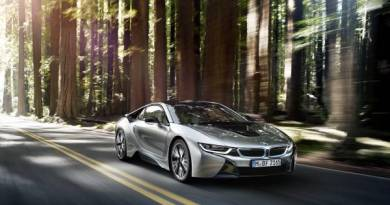 Plug-In Hybridauto BMW i8. Bildquelle: BMW