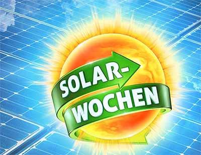 RWE startet die Solarwochen und bietet Solaranlagen und Stromspeicher an. Bildquelle: RWE
