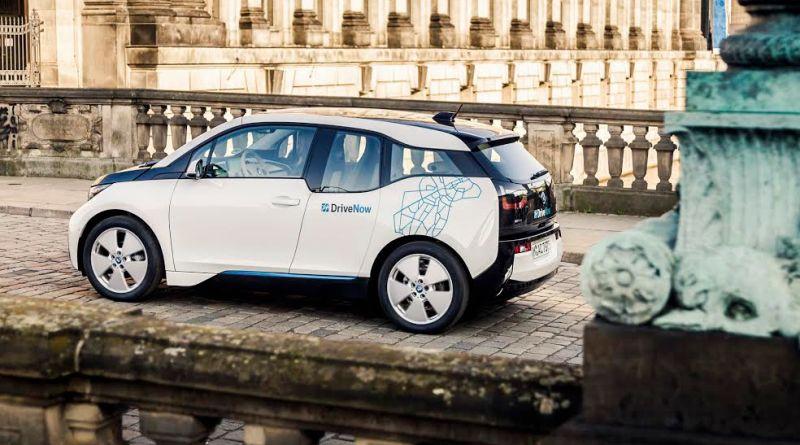 Bei dem Carsharing-Dienst DriveNow kann man nun auch das Elektroauto BMW i3 mieten. Bildquelle: DriveNow