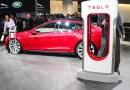 Ende des Jahres können alle Elektroautos an Teslas Superchargern aufgeladen werden