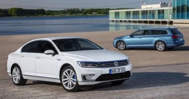 Ab sofort ist das Plug-In Hybridauto VW Passat GTE erhältlich. Bildquelle: VW AG
