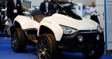 Elektroauto Acer X Terran. Bildquelle: Acer