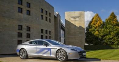 Im Jahr kommt das Elektroauto Aston Martin RapidE auf den Markt. Bildquelle: Aston Martin