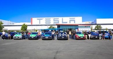 Fahrer haben mit ihren Elektroautos die Nordamerika-Route der 80EDAYS Rallye gemeistert. Bildquelle: www.80edays.com