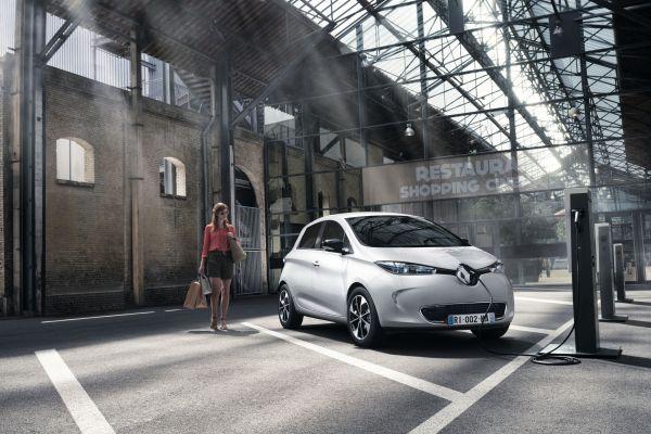 Für das Elektroauto Renault Zoe werden die meisten Anträge für den Erhalt der Kaufprämie gestellt. Bildquelle: Renault